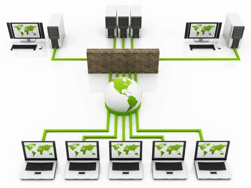 Dedicated website hosting service