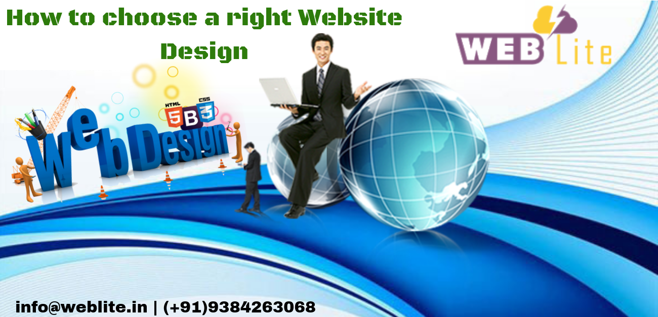 How to choose a Right Web Design Company